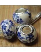Perles en céramique