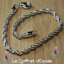 Bracelet européen 20cm à...