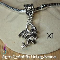 Pendentif charms dragon...