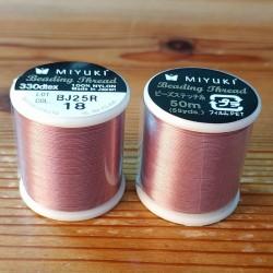 Une bobine de fil de nylon...