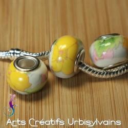 perle en céramique décor...