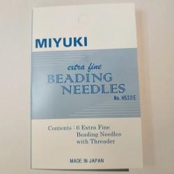 Pack Miyuki de 6 aiguilles...